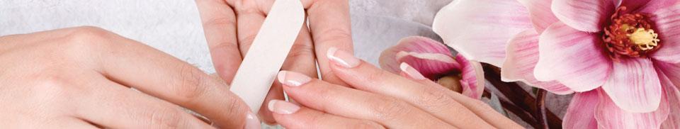 Manicure Pedicure American Nails